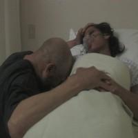 Joseph (Arch Harmon) mourns for his wife (Angela Davis)