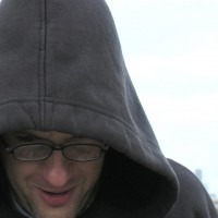 Emperor Palpatine on a West Side rooftop