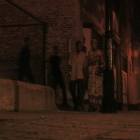 Billy Jackson and Angela Davis walk the walk