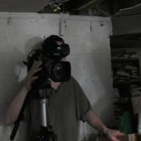 RJ Blazen behind the camera