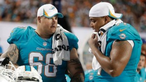 The NFL's Richie Incognito and Jonathan Martin