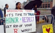 Washington Redskins name change