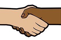 End Racism -- The Double Truth Blog