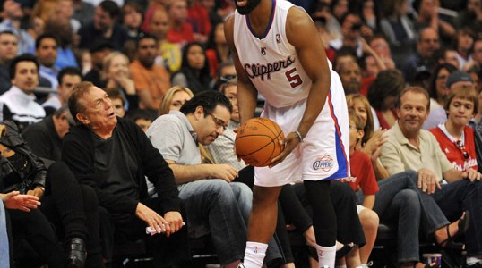 Donald Sterling Acts Racist